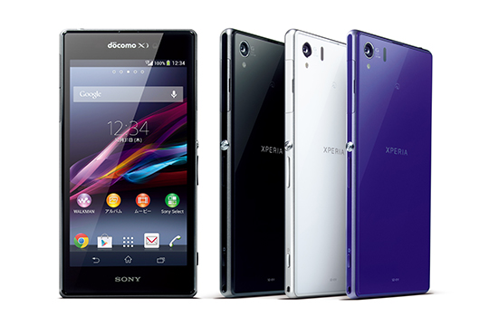 XperiaTM Z1 SO-01F